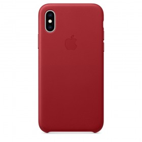 Cover Pelle iPhone XS