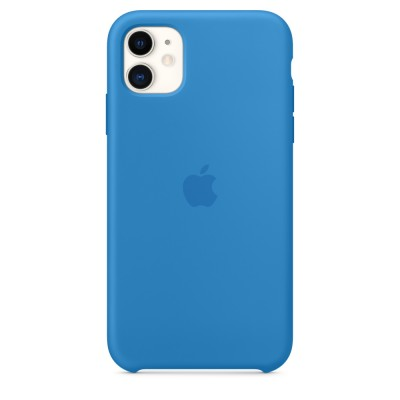 Cover in Silicone iPhone 11