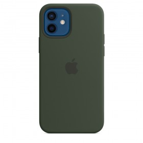 Cover in Silicone MagSafe iPhone 12
