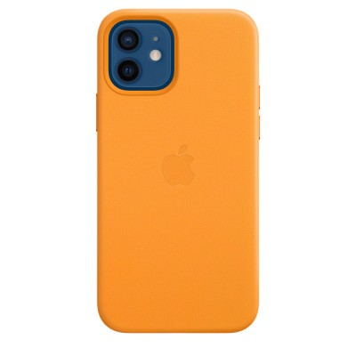 Cover Pelle MagSafe iPhone 12