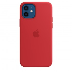 Cover in Silicone MagSafe iPhone 12  PRO