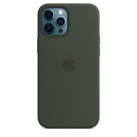 Cover in Silicone MagSafe iPhone 12 PRO MAX