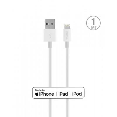 Cavo Di Ricarica E Sincronizzazione Da USB-A A Lightning 1 Metro