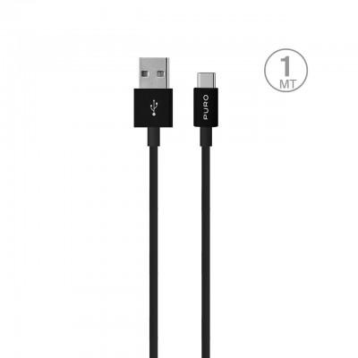 Cavo Di Ricarica E Sincronizzazione Da USB-A 2.0 A USBC 3.1 1 Metro