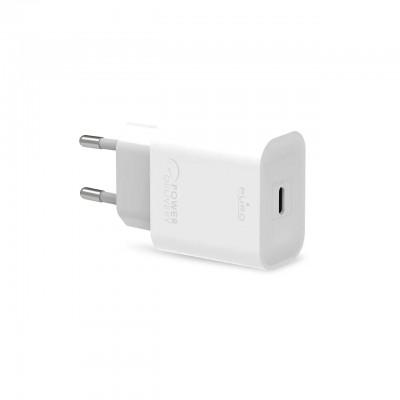 Caricabatterie Da Parete Compact Con Porta USB-C 20W