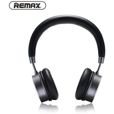 REMAX Bluetooth 4.2 Cuffie Senza Fili 520HB Regolabile Auricolare Stereo Bass Comfort RED